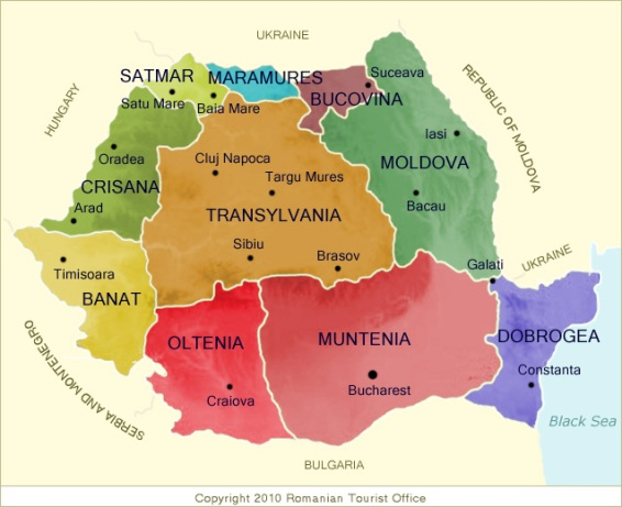 romania-regions-map