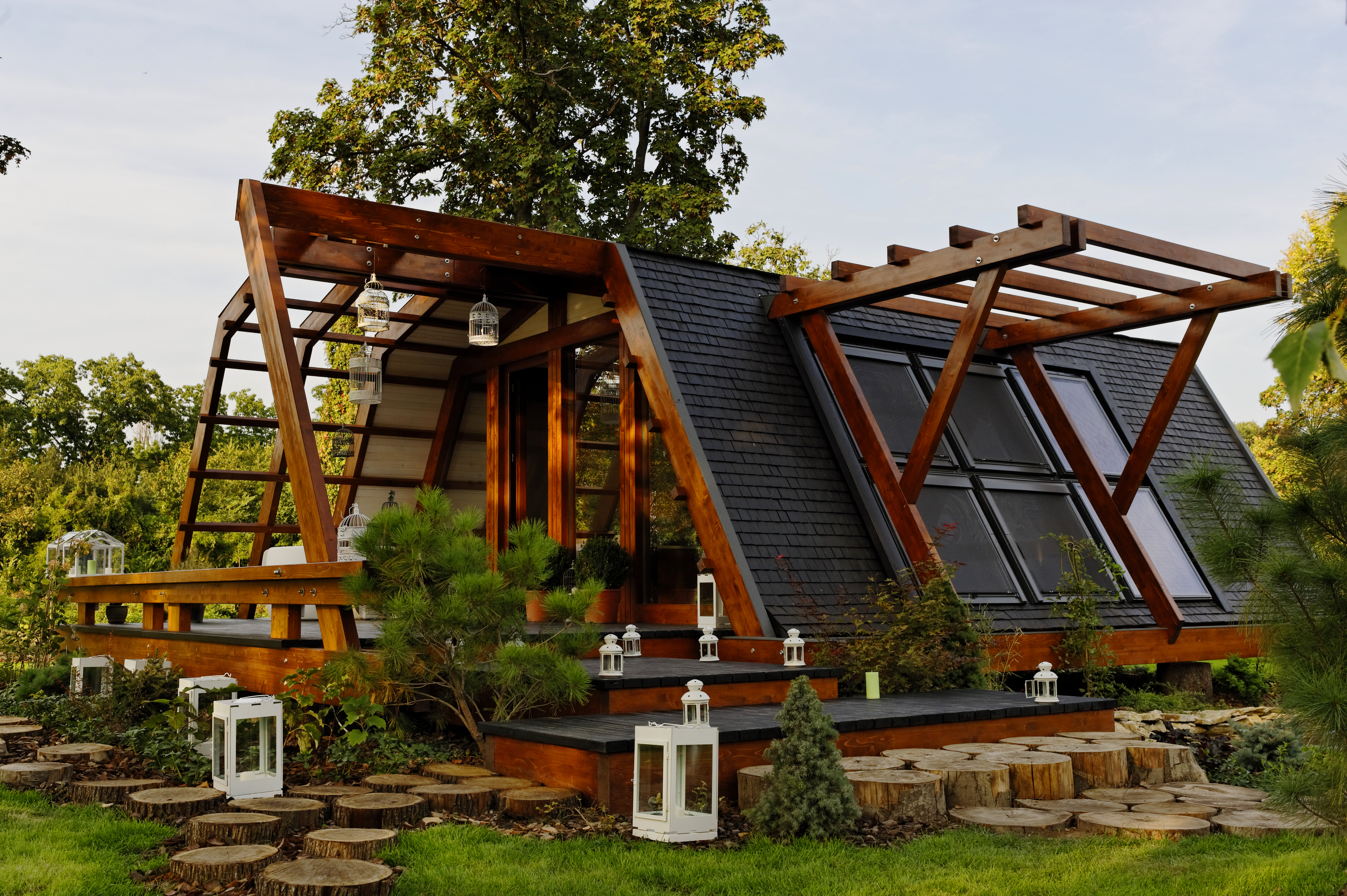 Soleta  The House That Brings A New Lifestyle - Zero energy home design